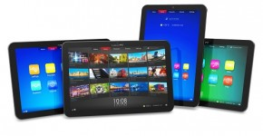 4 Tablet-PCs